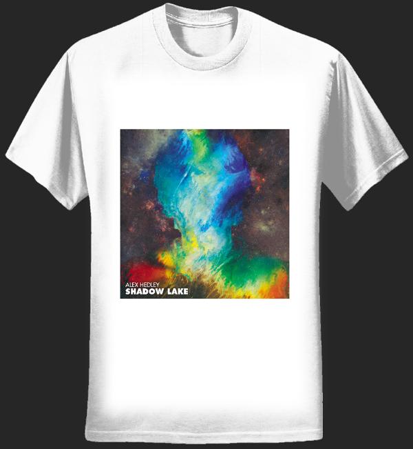Shadow Lake Tshirt - White - Men's - Alex Hedley