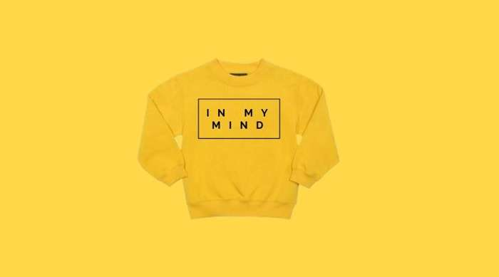 Alice Ivy 'In My Mind' Yellow Sweater - Alice Ivy