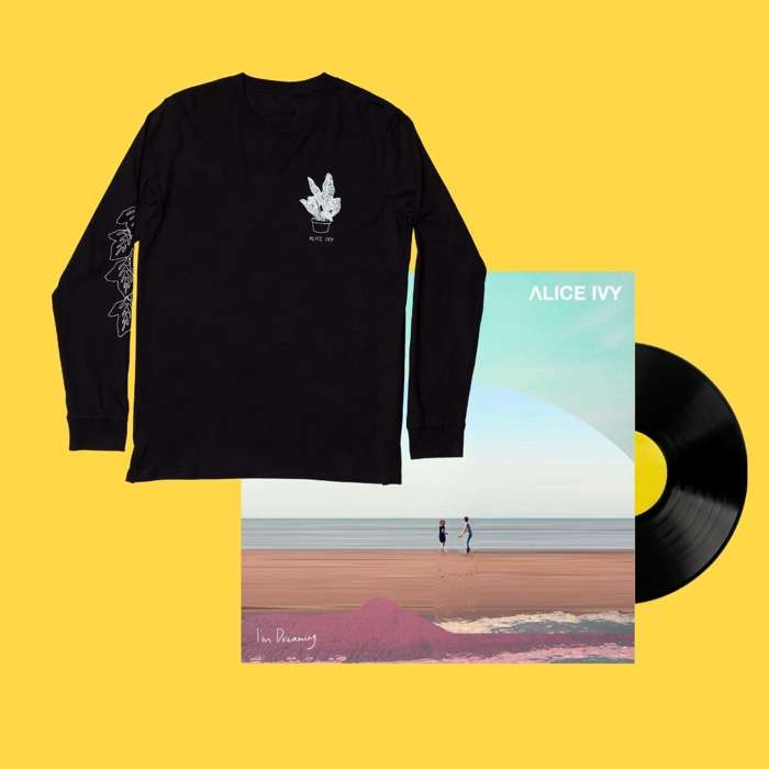 Vinyl & Long-Sleeve Bundle - Alice Ivy