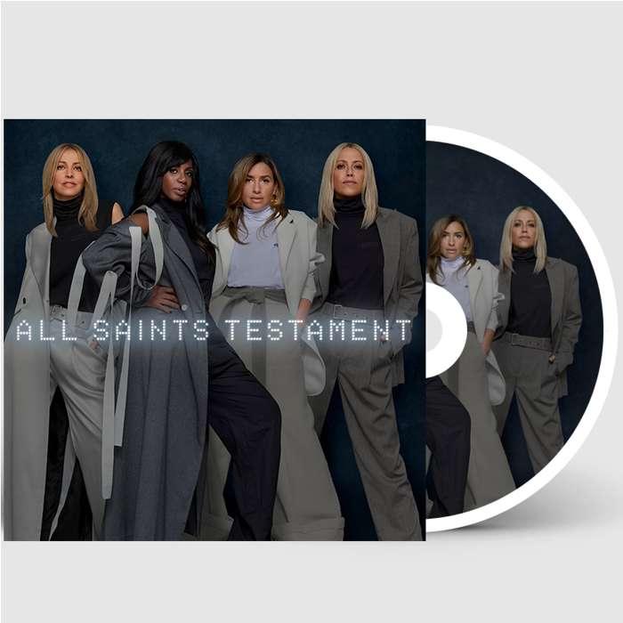 Testament (CD) - All Saints