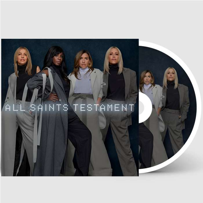 Testament (Limited Edition Signed CD) - All Saints