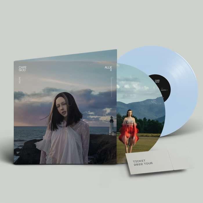 Cape God Deluxe Bundle - Allie X