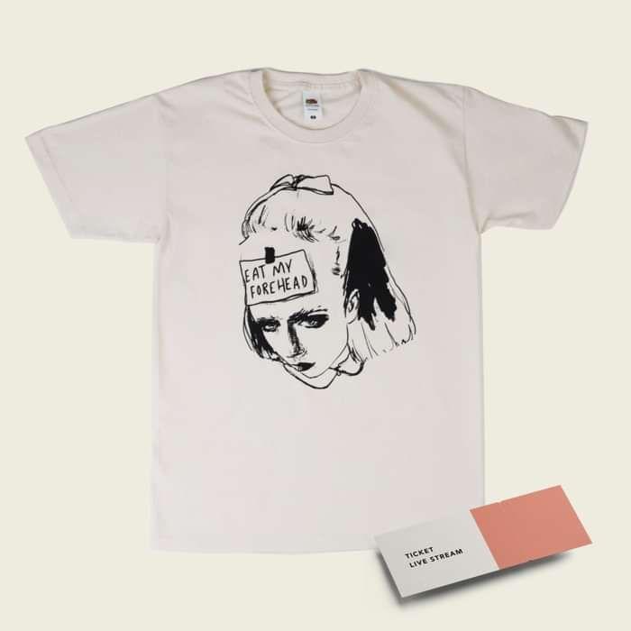 Concert T-shirt + Ticket - Allie X