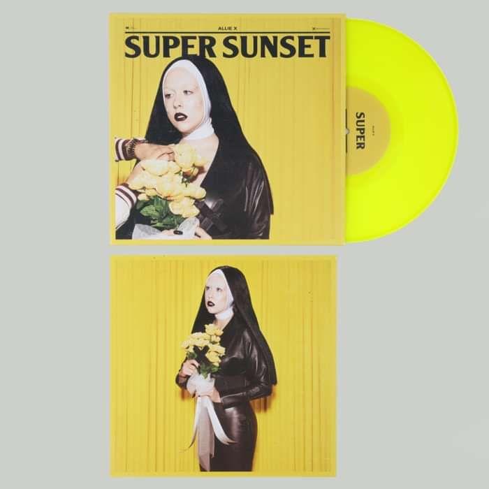 "Super Sunset 10"" Vinyl - Allie X"