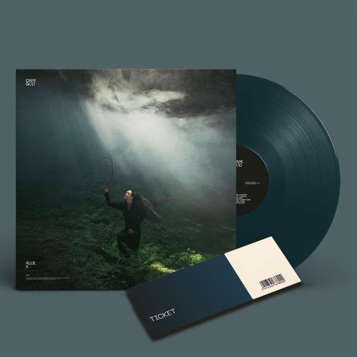 Ticket + Album Bundle - Allie X