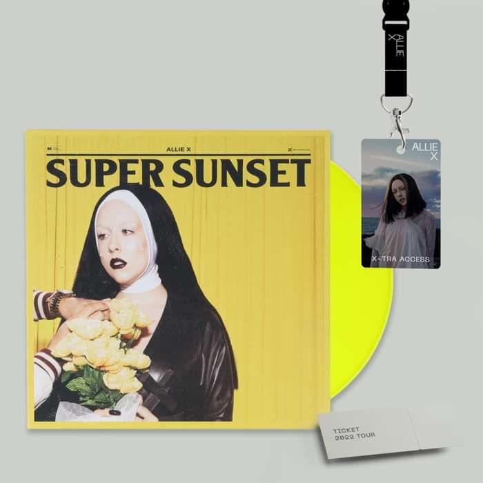 VIP Super Sunset Bundle - Allie X