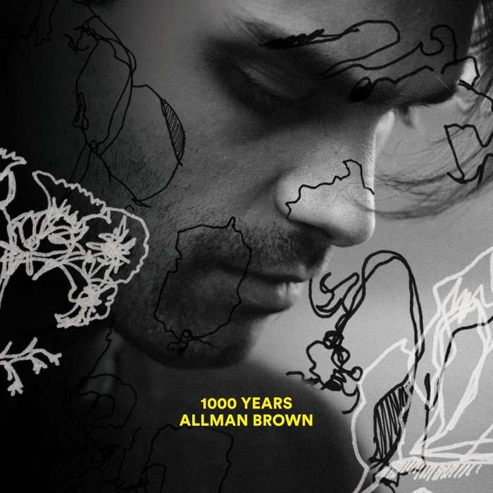 1000 Years (CD) - Allman Brown
