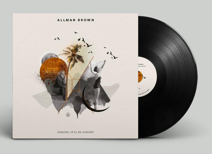 "Darling, It'll Be Alright (12"") - Allman Brown"