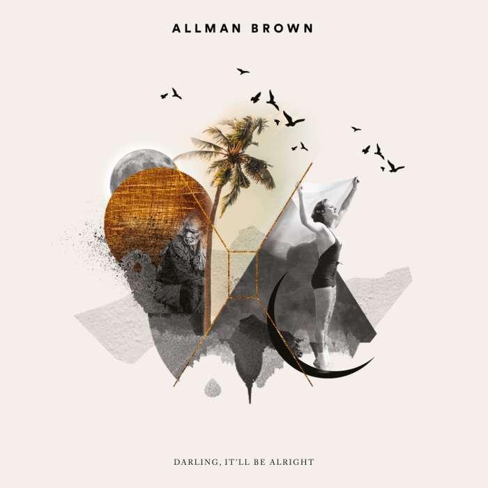 Darling, It'll Be Alright (CD) - Allman Brown
