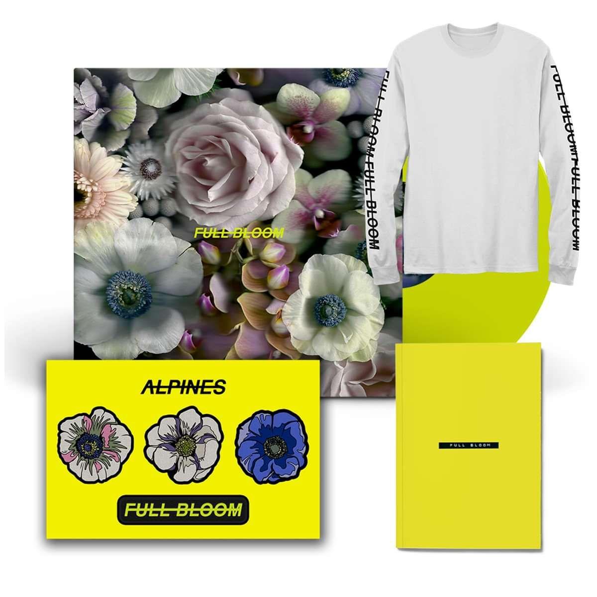 Full Bloom Deluxe Bundle - Alpines
