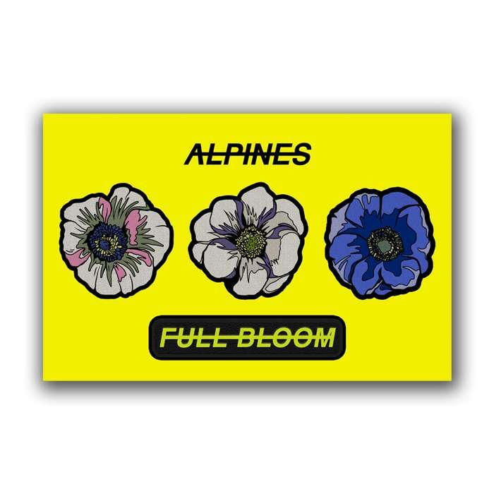 Full Bloom Patch Set - Alpines