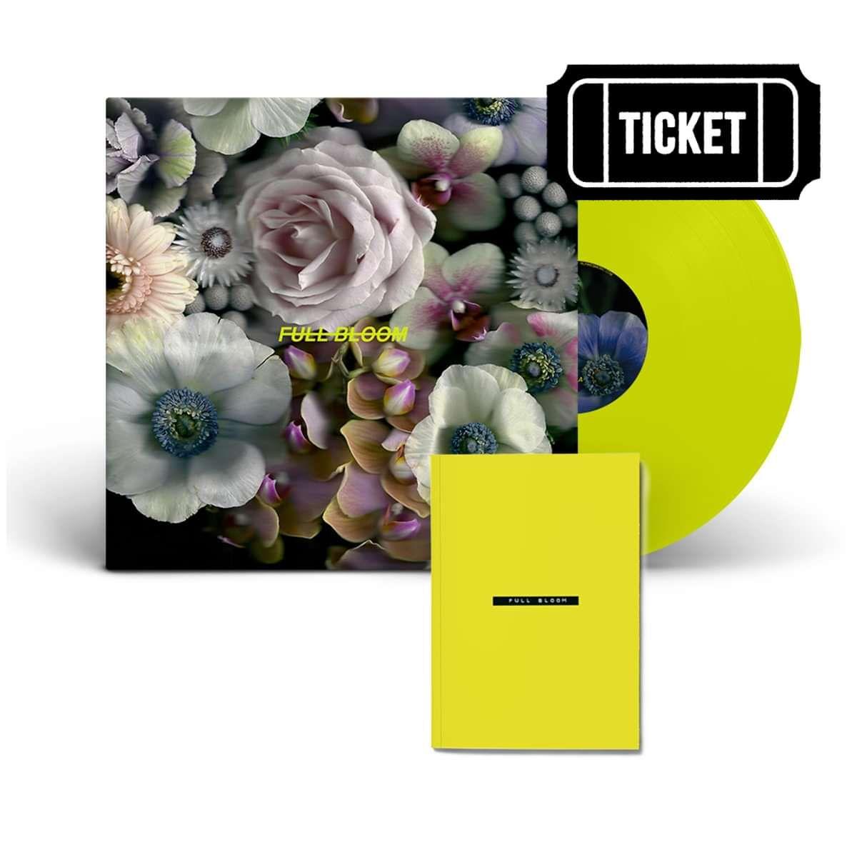 Full Bloom + Ticket Bundle - Alpines