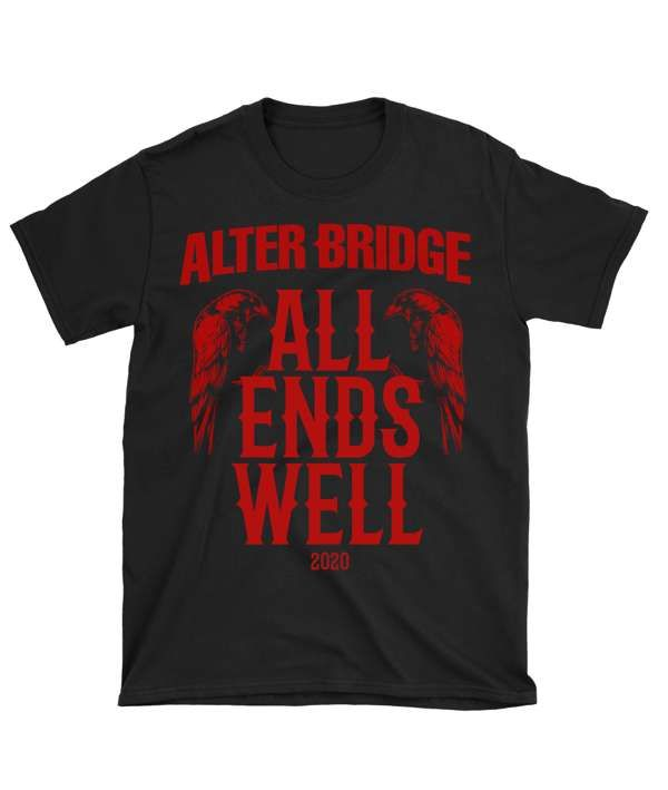 ALL ENDS WELL TEE LIMITED EDITION - Alter Bridge