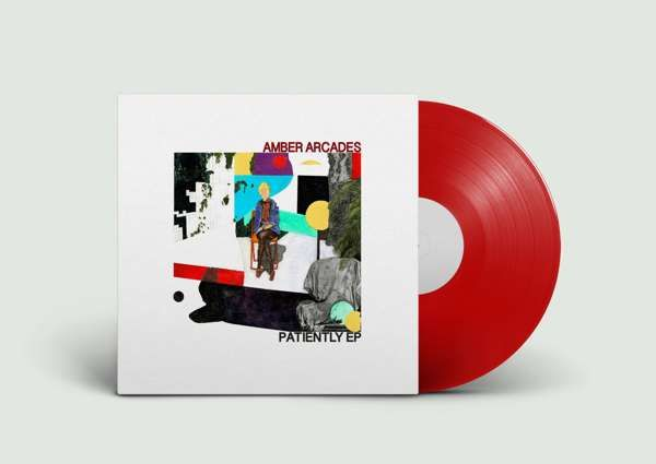 Amber Arcades - Patiently LP - Amber Arcades