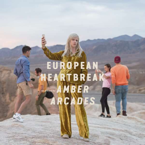 European Heartbreak (CD) - Amber Arcades