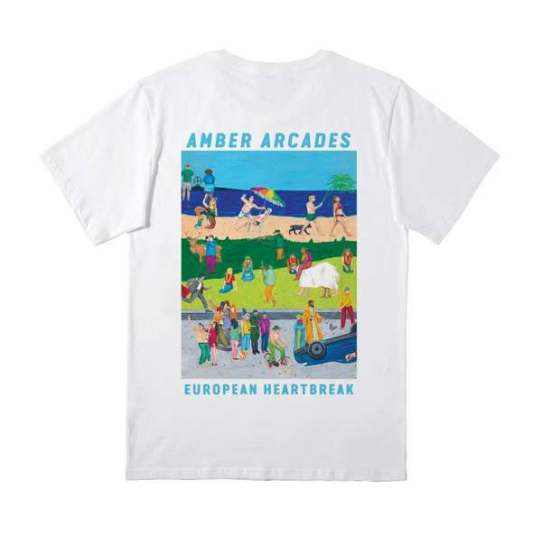 European Heartbreak T-Shirt - Amber Arcades