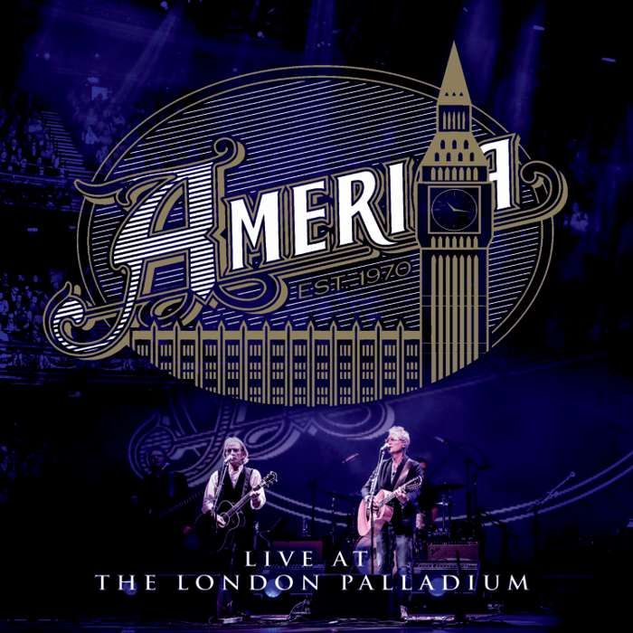 Live At The Palladium Double CD - America