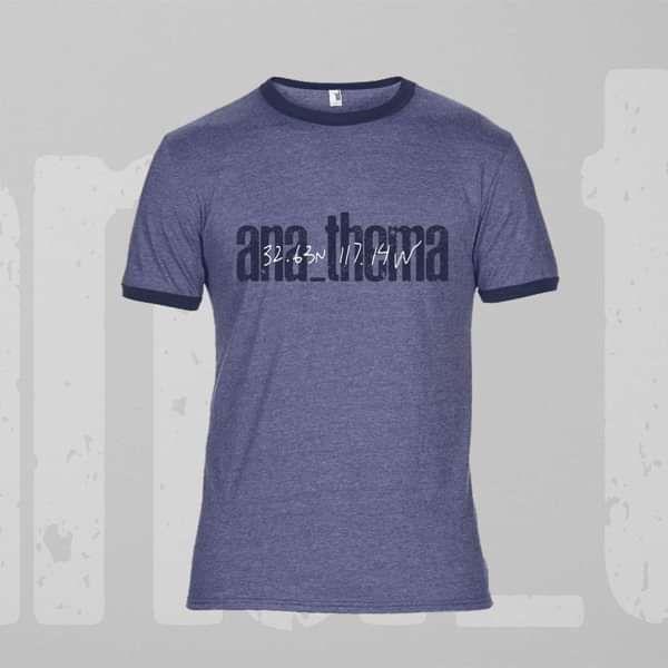 Anathema - 'Ringer' T-Shirt - Anathema US