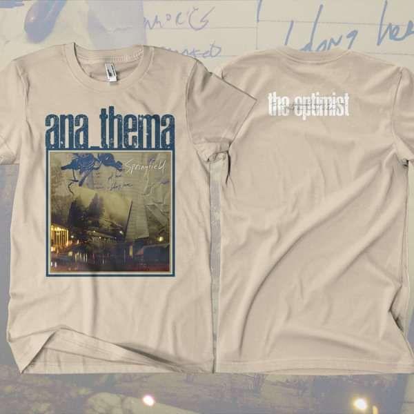 Anathema - 'Springfield' T-Shirt - Anathema US