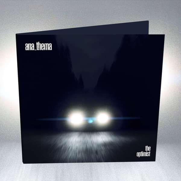 Anathema - 'The Optimist' CD - Anathema US
