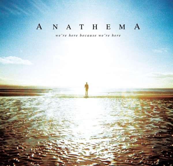 Anathema - 'We're Here Because We're Here'' CD - Anathema US