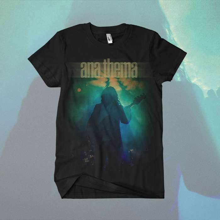 Anathema - 'Guitar' T-Shirt - Anathema