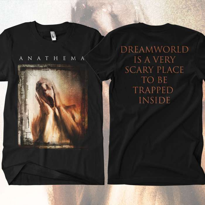 Anathema - 'Scream' T-Shirt - Anathema