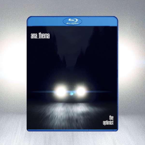 Anathema - 'The Optimist' Blu-ray - Anathema