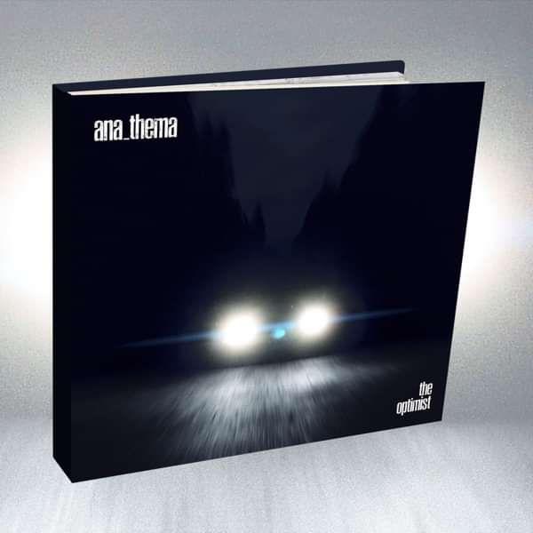 Anathema - 'The Optimist' Media Book Edition - CD/DVD - Anathema