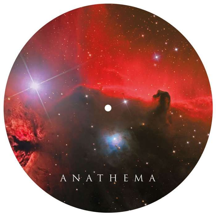 Anathema - Vinyl Slipmat - Anathema