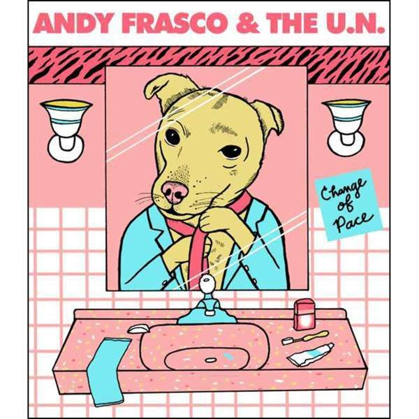 "18""x24"" Dog Screen Print - Andy Frasco"