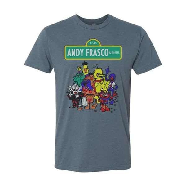 Sesame Street T-Shirt - Andy Frasco