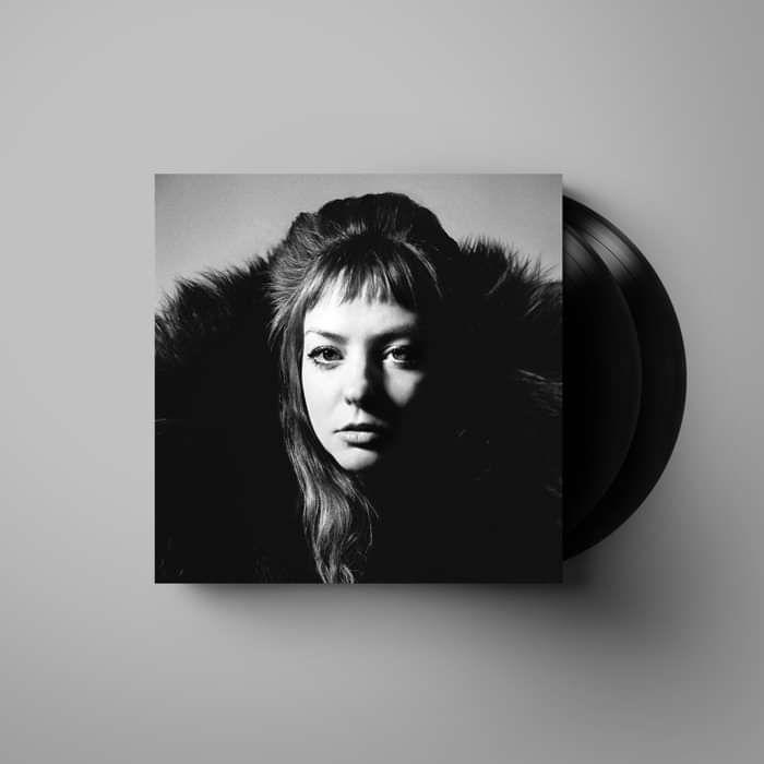 'All Mirrors' Black Vinyl 2LP - Angel Olsen