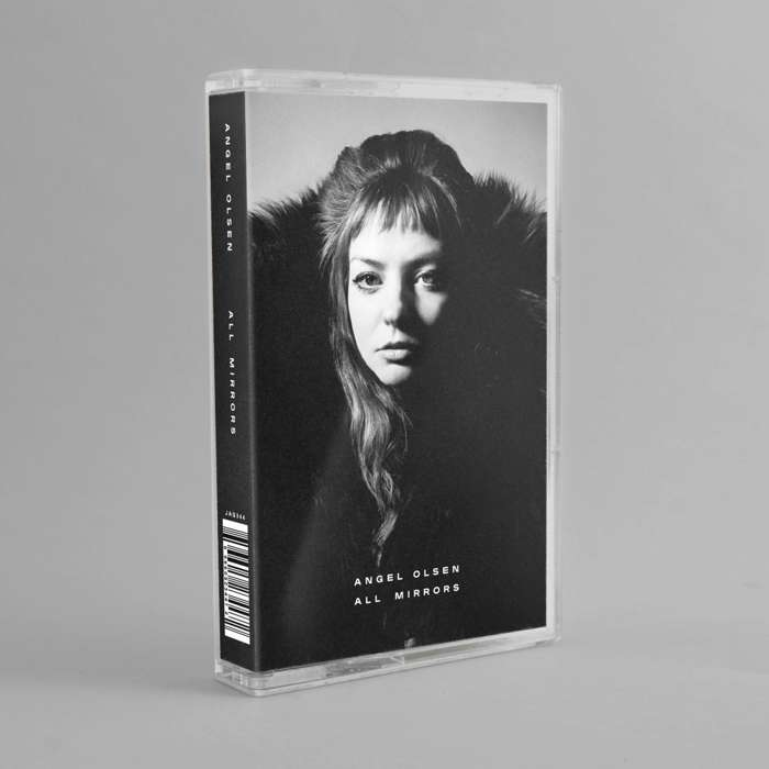 'All Mirrors' Cassette - Angel Olsen