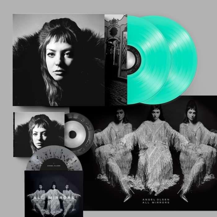 'All Mirrors' Deluxe Bundle - Angel Olsen