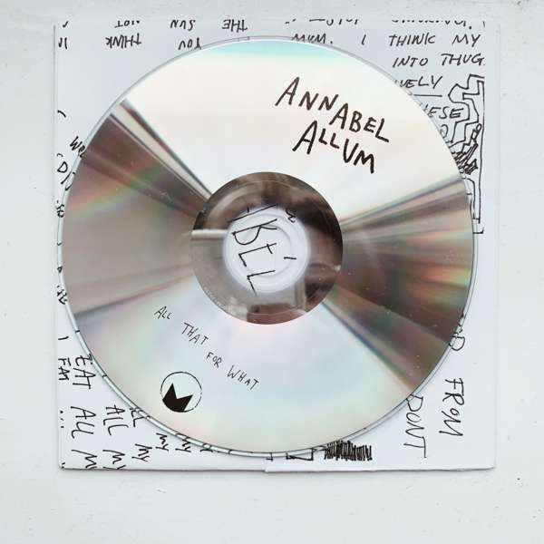Handmade 'All That For What' EP - Annabel Allum