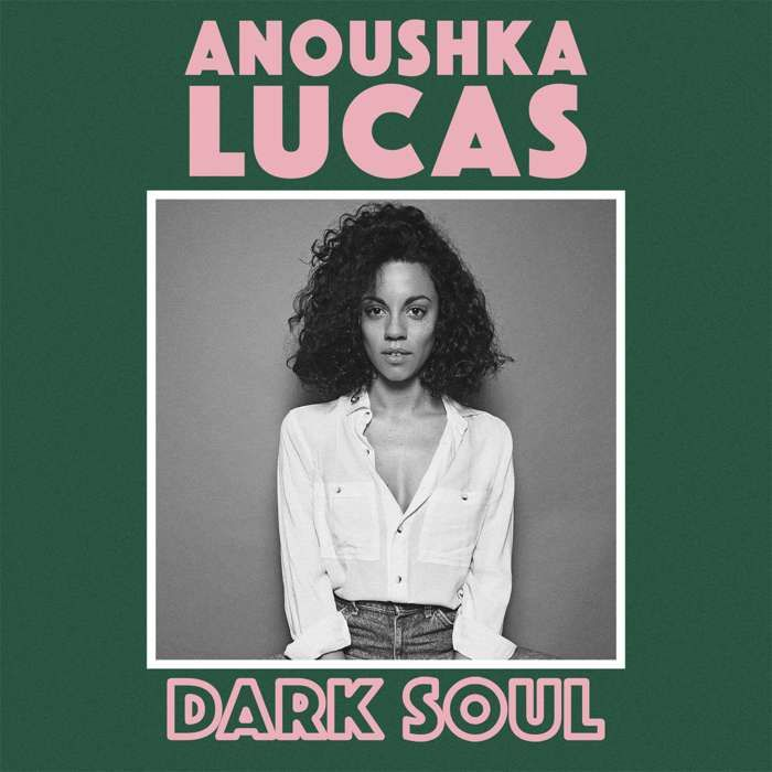 """Dark Soul"" CD - COLLECT AT SHOW - Anoushka Lucas"