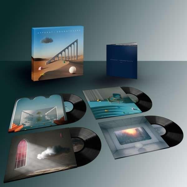 Apparat - Soundtracks (Limited Edition Vinyl Boxset) - Apparat