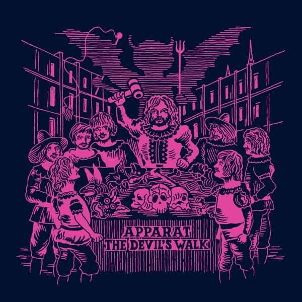 Apparat - The Devil's Walk CD - Apparat