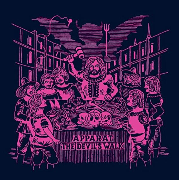 Apparat - The Devil's Walk LP - Apparat