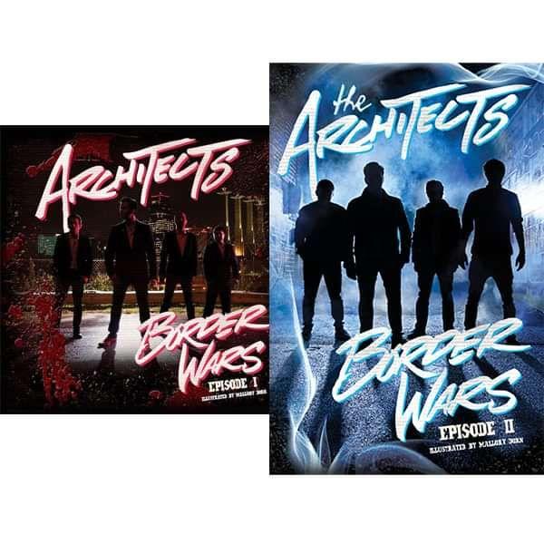 Border Wars Vinyl Bundle - Architects
