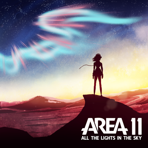 All The Lights In The Sky (Digital) - Area 11