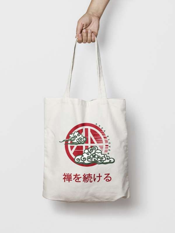 Area 11 'Stay Zen' - Tote Bag - Area 11