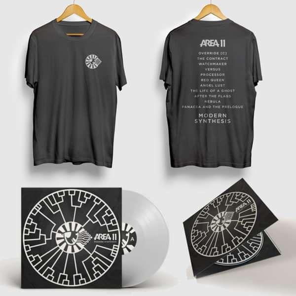 Modern Synthesis Ultimate Bundle -  (T-shirt, Vinyl & CD) - Area 11