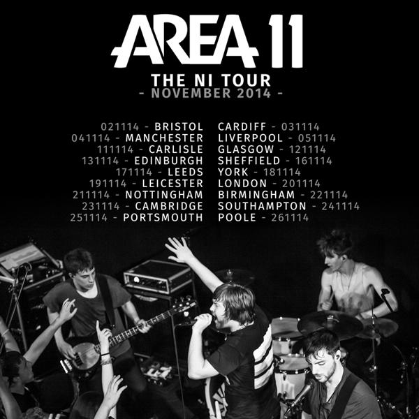 Ni Tour Poster - Area 11