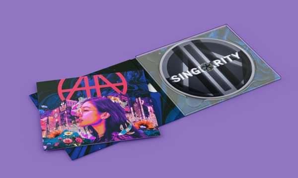 SINGLARITY BUNDLE! (CD & Poster) - Area 11