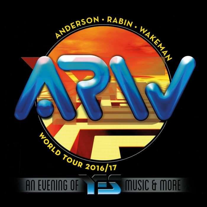2016 - 2017 World Tour Programme - ARW