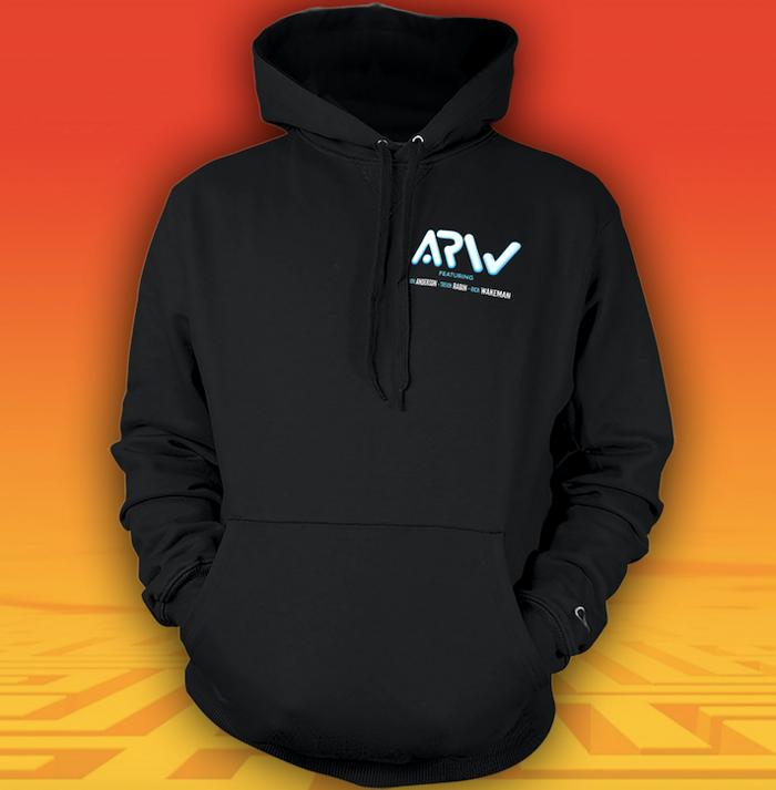 ARW Logo Hoodie - ARW