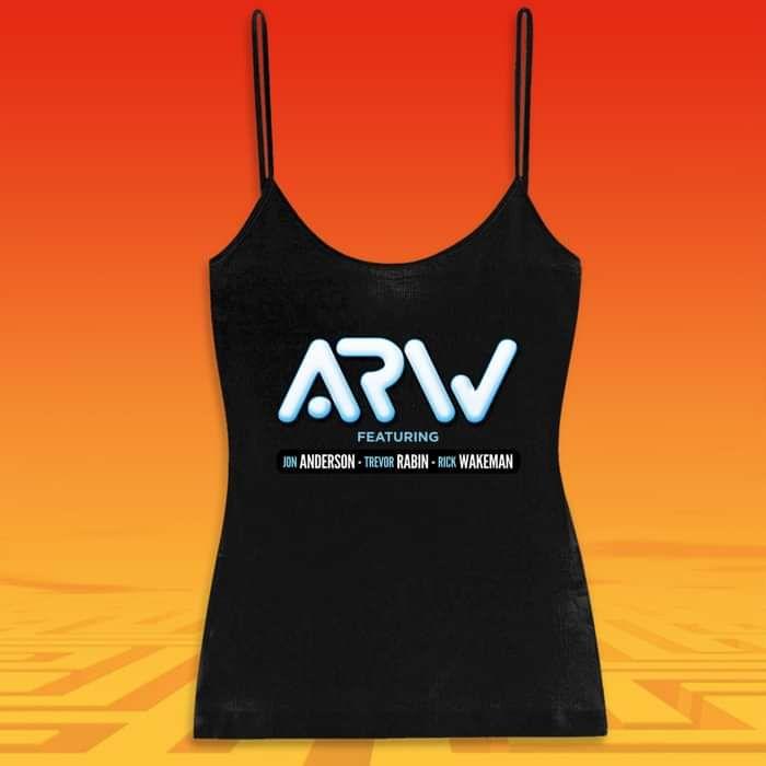 ARW Logo Spaghetti Top - ARW