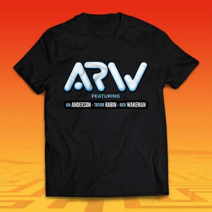 ARW Logo T Shirt in Black or White - ARW